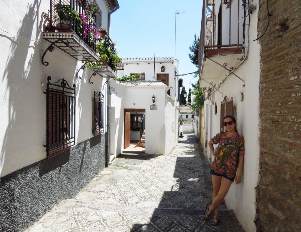 de-aleioanei jurnal moda calatorii Albaicin Granada