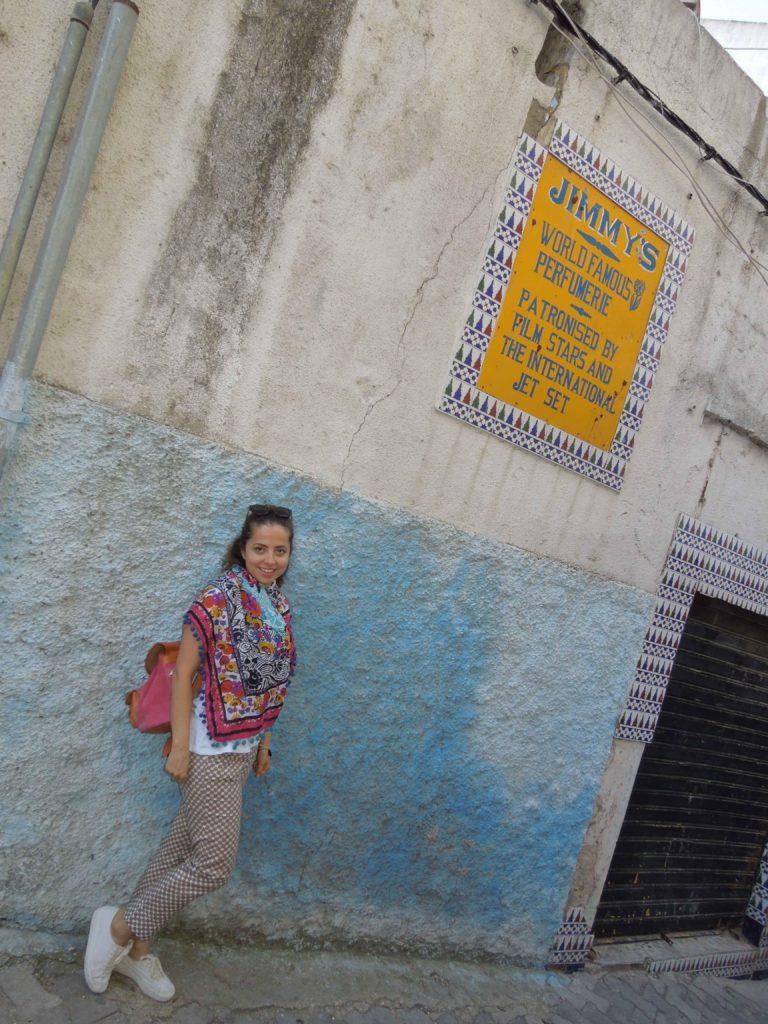 Parfumerie in Tanger Maroc